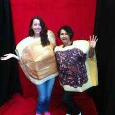 Peanut Butter Halloween Costume Couples Costume Peanut Butter Jelly Costumes