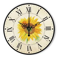 Decorative Wall Clocks For Living Room Sun Face Wall Clock Pictures U2013 Wall Clocks
