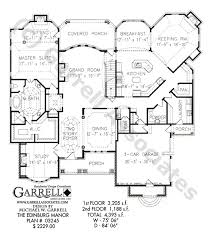 manor house plans edinburg manor house plan house plans by garrell associates inc