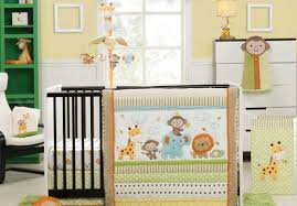 Nojo Jungle Crib Bedding by Great Ideas Mabur Admirable Joss Great Motor Tremendous Isoh