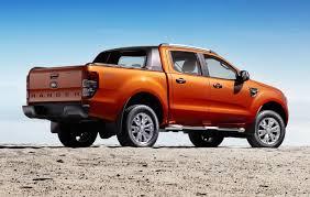 ford ranger 4x4 orange fender flare wheel arch 4door double cab for ford ranger t6