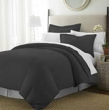 Black Duvet Cover King Size King Size Duvet Luxury Bedding Sets 4pcs King Size Orange Duvet