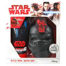 Star Wars Bathroom Set Star Wars Kylo Ren Bath Gift Set At Wilko Com