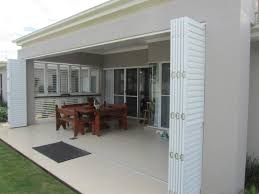 Clear Vinyl Patio Enclosure Weather Curtains by Dollar Curtains U0026 Blinds External Aluminium Shutters