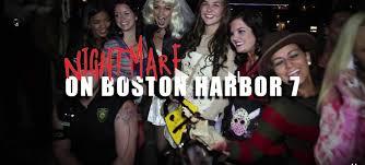 nightmare on boston harbor 9 halloween booze cruise indoor