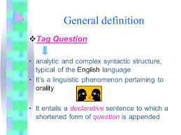 theme question definition tag questions in english ppt download
