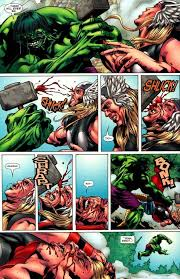 could the hulk pick up thor s hammer quora