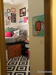 Dorm Bathroom Decorating Ideas Shanty Insanity Off To College