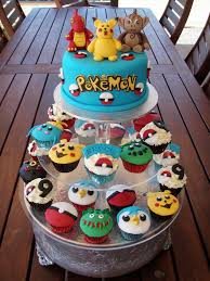 pokemon cakes and cupcakes images pokemon images
