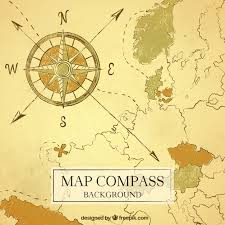 map of usa with compass usa map vectors photos and psd files free