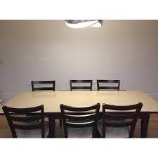macy u0027s expandable dining table aptdeco