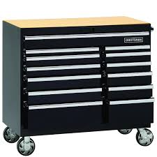 Rolling Tool Chest Work Bench Craftsman 109718 46