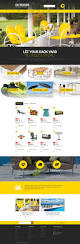 website template 52247 outdoor furniture company custom website