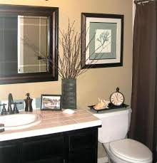 Guest Bathroom Ideas Pictures Wall Decor Ideas For Bathroom Giant Mirror Source Sweeten Blog