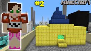Minecraft Bathroom Ideas by Minecraft City Golden House Challenge Youtube Idolza
