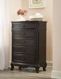 Cinderella Armoire Cinderella Dark Cherry Youth Canopy Poster Bedroom Set From