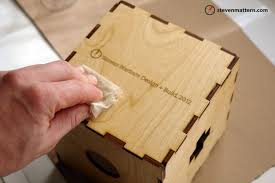steven mattern design build shape box u2013 birch plywood and maple