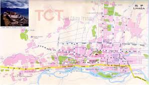 Map Of Beijing China by Lhasa Maps Map Of Lhasa China Lhasa Tourist Maps Lhasa City Map