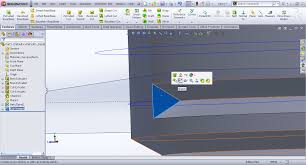 how to model bolt with terminating thread in solidworks grabcad
