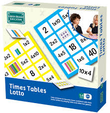 times tables the fun way online times tables lotto green board education