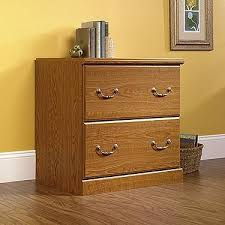 Compact Computer Cabinet Compact Carolina Oak Computer Desk With Two File Drawers