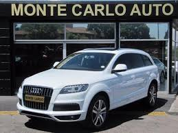 audi q7 autotrader used audi q7 2014 cars for sale on auto trader