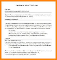 Hybrid Resume Sample by 9 Hybrid Resume Example Authorize Letter
