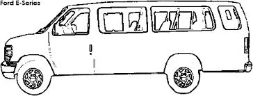 ford e series dimensions