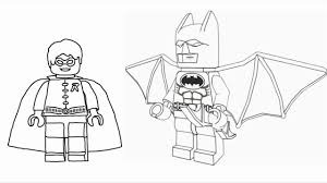 lego robin coloring pages downloads online coloring page 7376
