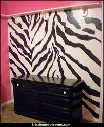 Animal Print Wall Decor Decorating Theme Bedrooms Maries Manor Jungle