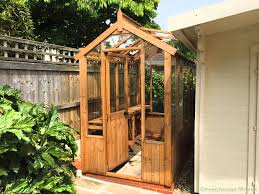 cotswold small 4x4 wooden greenhouse wooden greenhouses and gardens