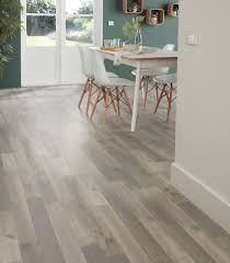 Travertine Effect Laminate Flooring Addington Grey Oak Effect Laminate Flooring 1 996 M Pack Gray