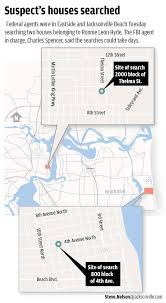 Jacksonville Map Jacksonville Beach Man Arrested In Death Dismemberment Of Nassau