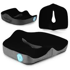 Discount Foam Cushions Memory Foam Seat Cushion U2013 Perfect Posture