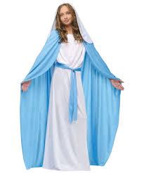 Jesus Costume Virgin Mary Girls Costume Girls Costume