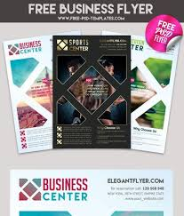 30 best 30 best free business flyer and brochure templates images