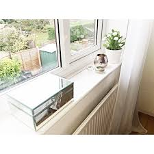 on the window sill i have my laura ashley jewellery box which