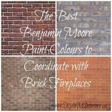 paint colors interior brick walls u2013 home mployment
