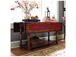 Hooker Brookhaven by Hooker Furniture Vicenza Reds 66 U0027 U0027l X 45 U0027 U0027w Rectangular Drop Leaf