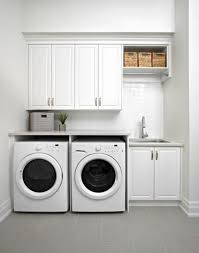 Laundry Room Cabinets Design by Best Modern Laundry Room Cabinets Design Wowfyy