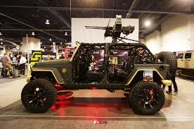 jeeps our five favorite jeep wranglers at the 2014 sema show