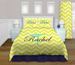 Xl Twin Duvet Covers Bedding Chevron Twin Xl Comforter Yellow Bedding Bedding Set Queen
