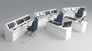 bridge control room 3d max