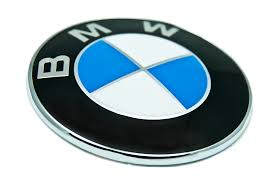 bmw logo bmw genuine trailer tailgate hood logo badge emblem 82mm