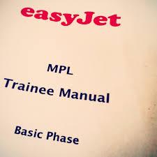 easyjet mpl cadet blog u2013 the student pilot blog