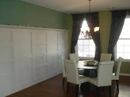 beautiful wainscoting ideas for dining room with additional