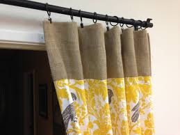 Yellow Patterned Curtains Awesome Mustard Yellow Window Curtains