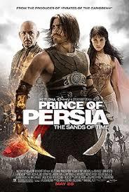 prince persia sands film