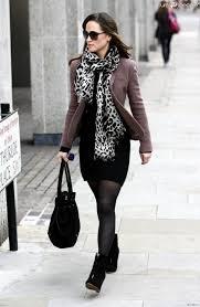 look bureau femme pippa middleton classe et moderne avec un look très tendance