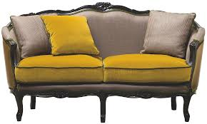 tapisser un canapé lourmarin 2 places tapissé